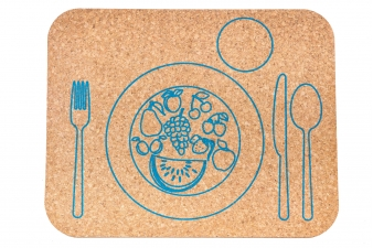 kid's placemat