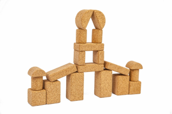 Image for CORK BUILDING BLOCKS model BASIC 1