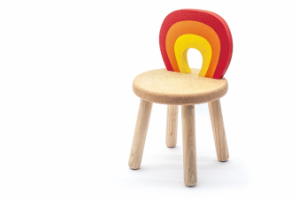 Image for  RAINBOW CHAIR model A