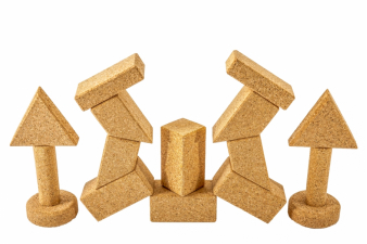 Image for CORK BUILDING BLOCKS model BASIC 2